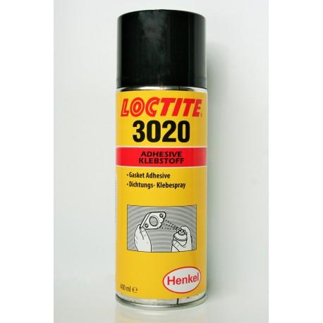 LOCTITE 3020- uszczelka w spray-u