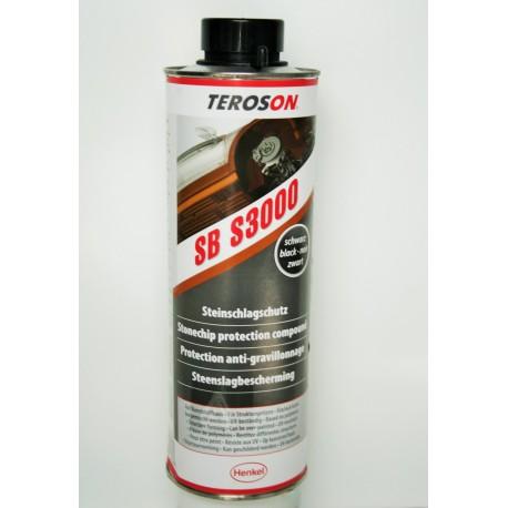 TEROSON SB S3000 BK- powłoka antyodpryskowa
