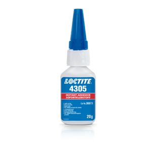 LOCTITE 4305 LIGHT CURING INSTANT ADHESIVE