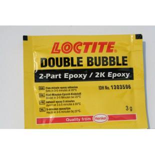 LOCTITE EA DOUBLE BUBBLE- saszetka jednorazowego użytku